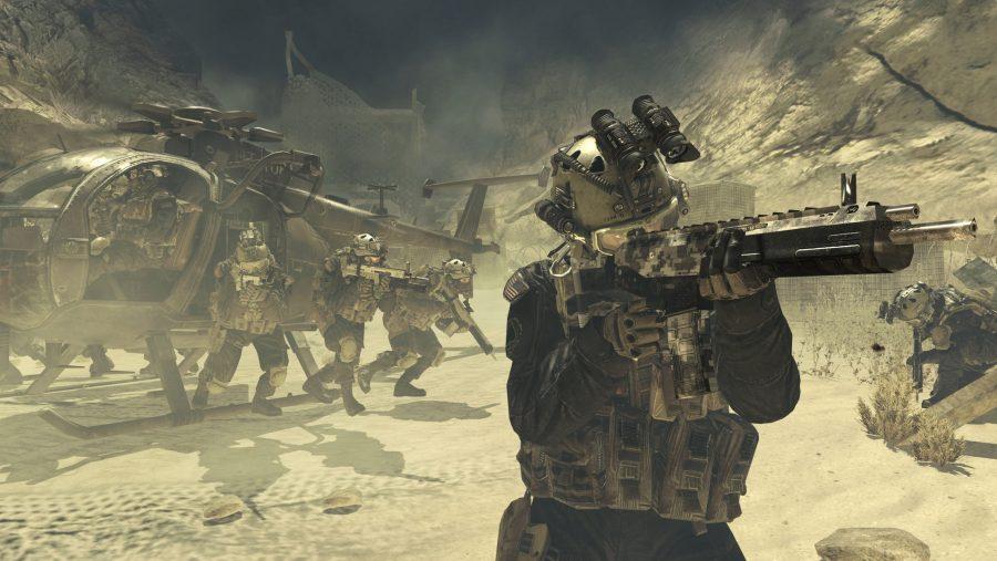 Upcoming PC games - Modern Warfare 2