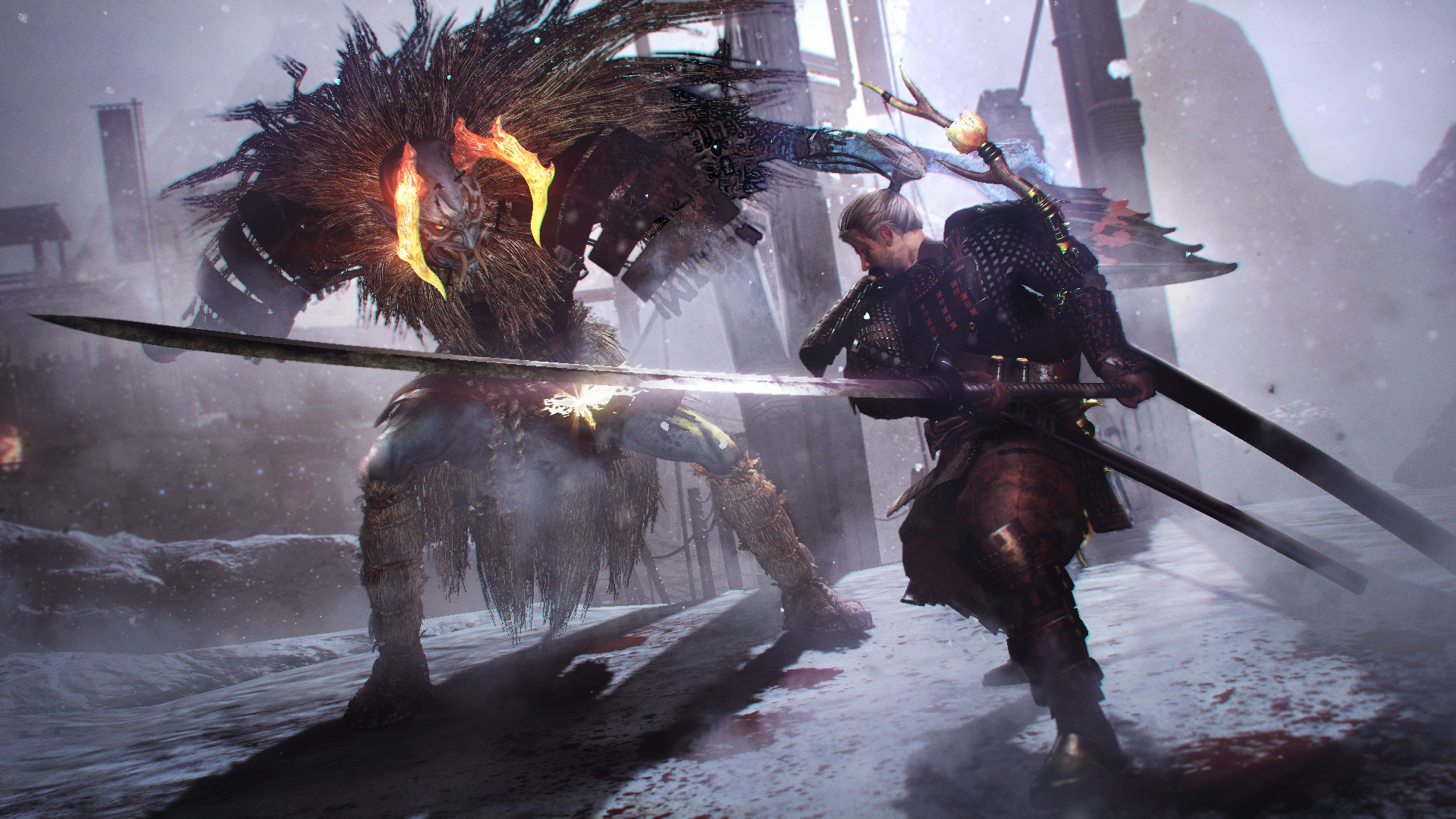 The best Nioh 2 PC settings for 60fps or more