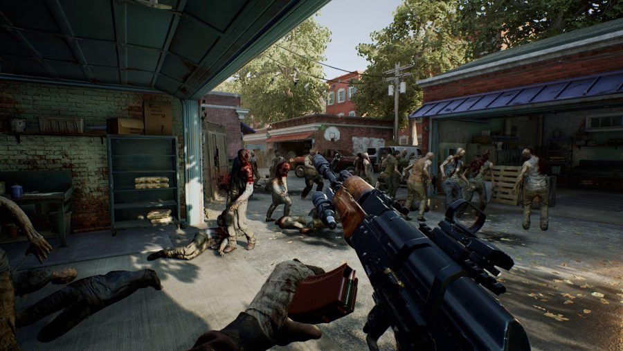 Upcoming PC games - Overkill's The Walking Dead