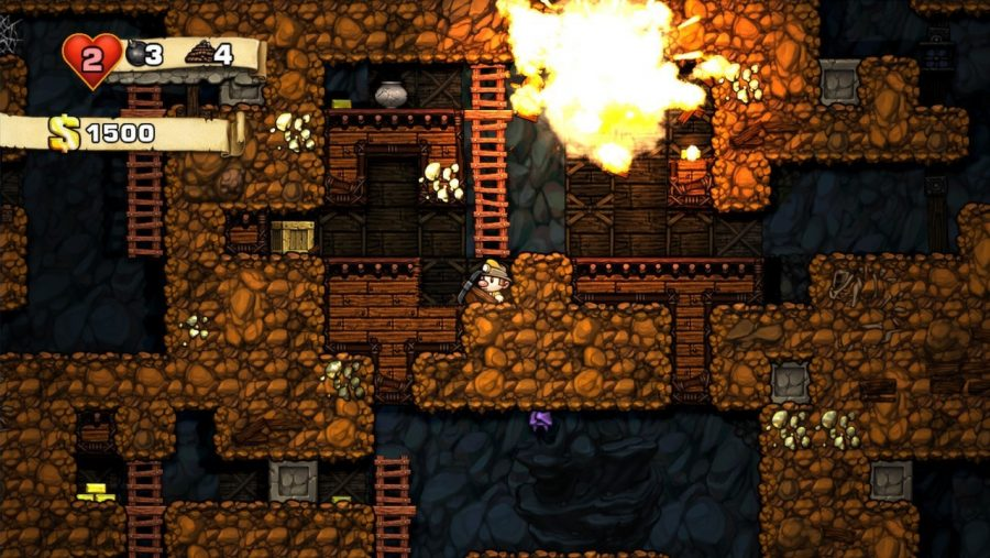 Upcoming PC games - Spelunky