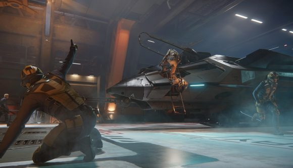 Upcoming PC games - Star Citizen