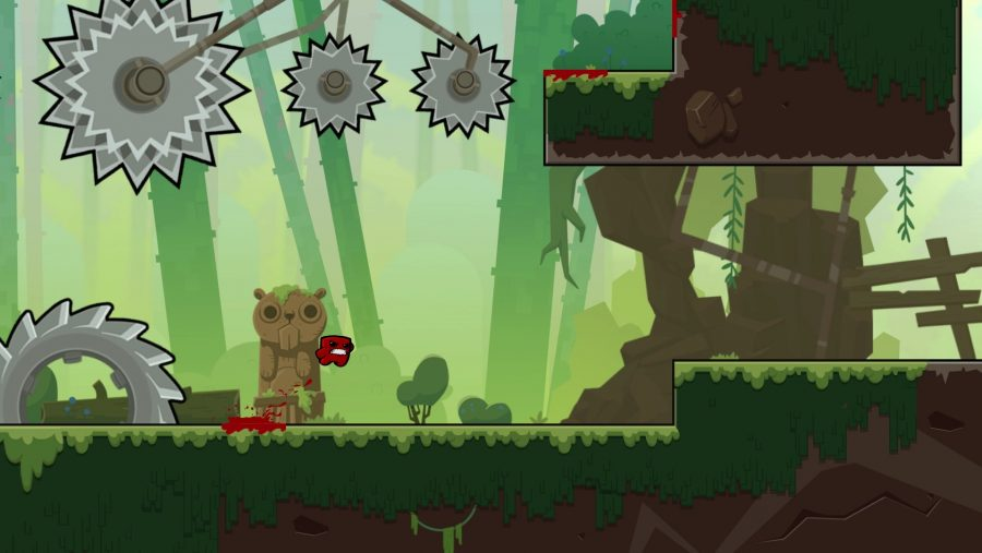 Upcoming PC games - Super Meat Boy Forever