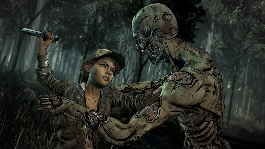 Upcoming PC games - The Walking Dead Final Season