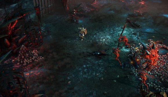 Upcoming PC games - Warhammer Chaosbane