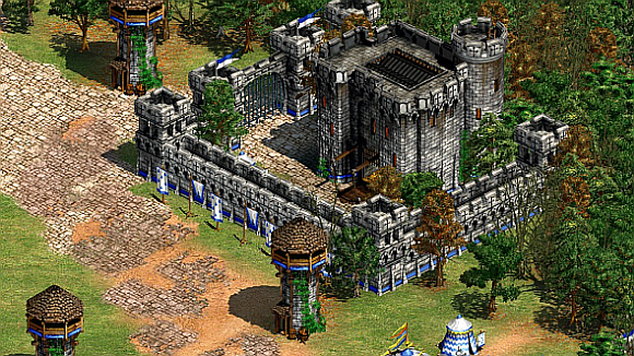 Microsoft is sponsoring a year-long Age of Empires 2 competitive league
