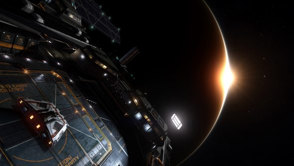Best Space Games - Elite Dangerous
