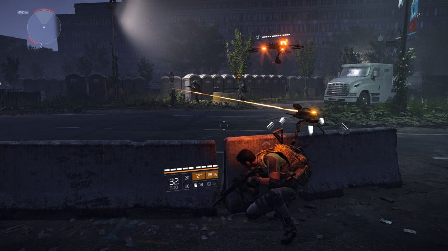 can you play the division 2 solo