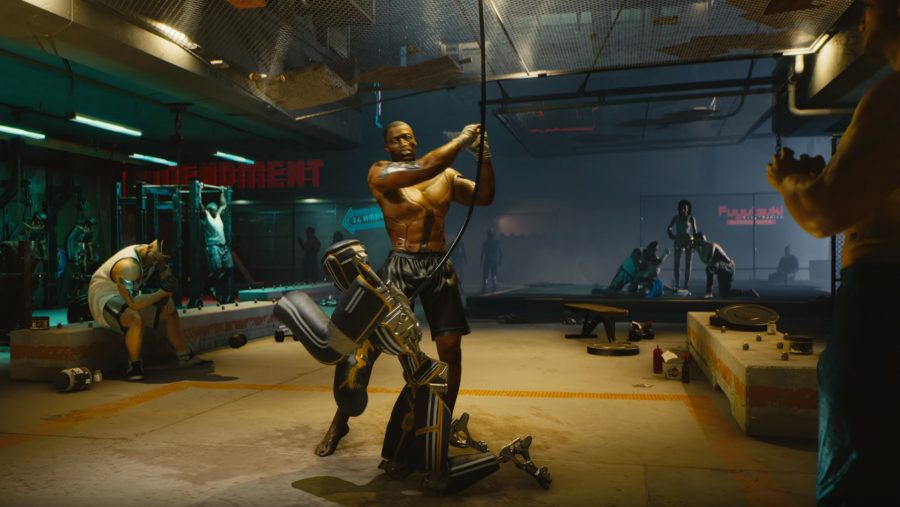cyberpunk 2077 combat