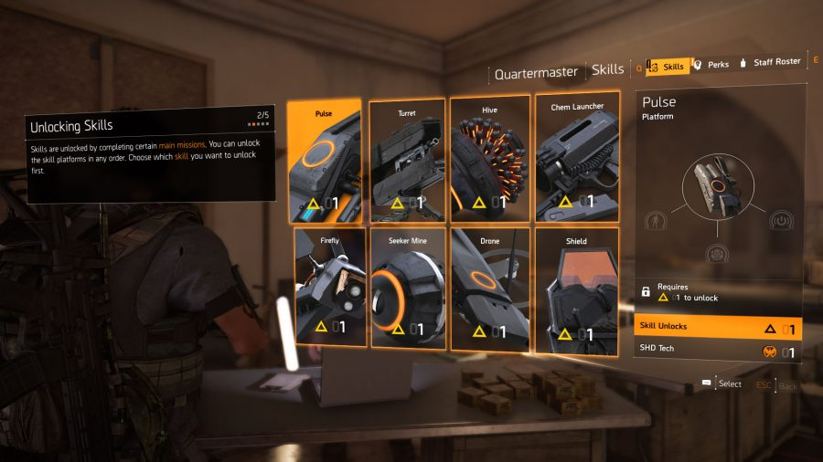 does the division 2 have single player