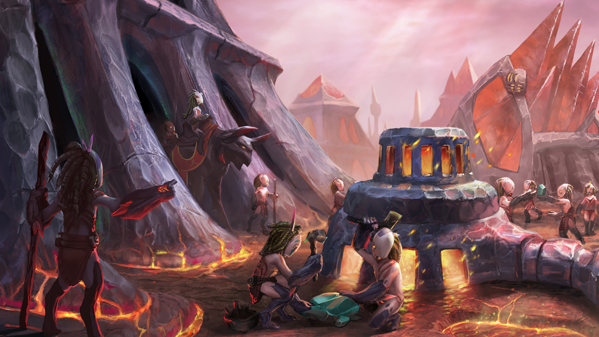 EndleГџ Legend Inferno