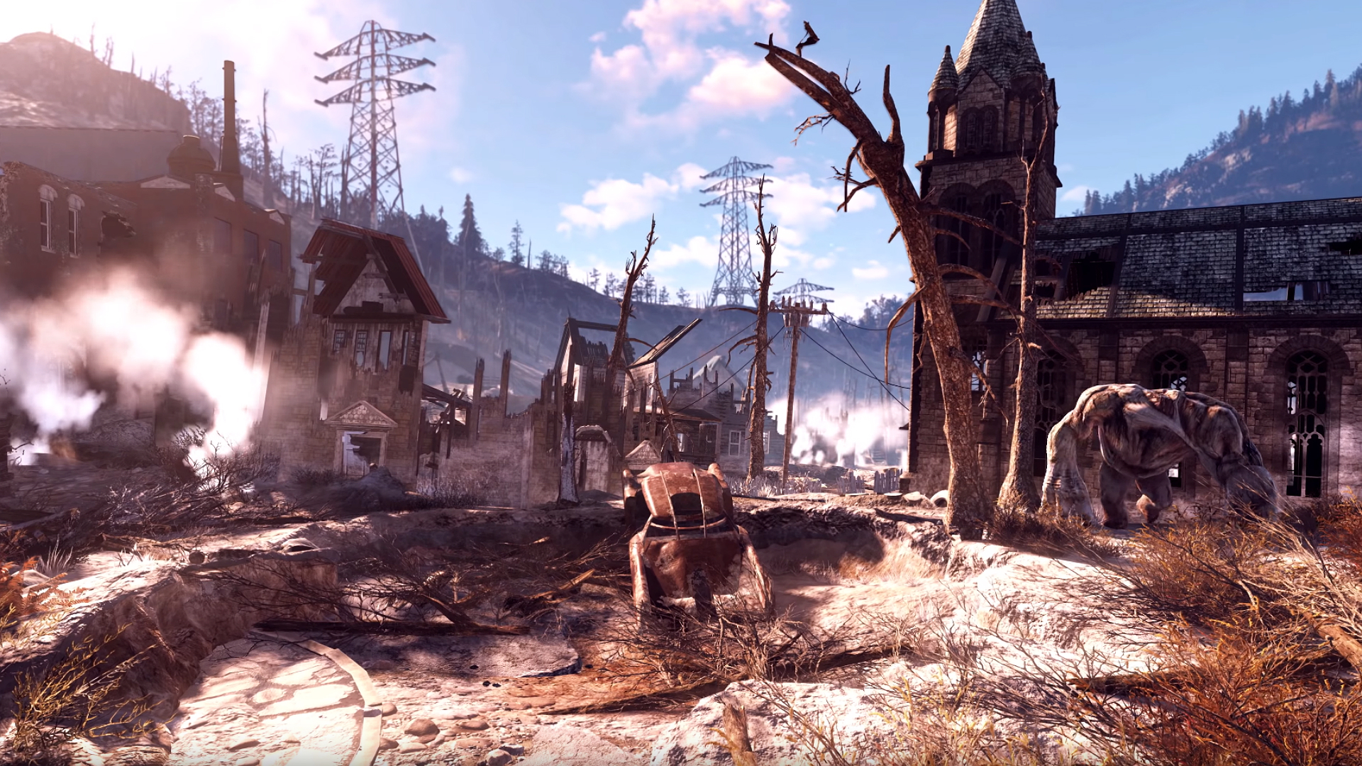 Fallout 76 release date and multiplayer news – all the