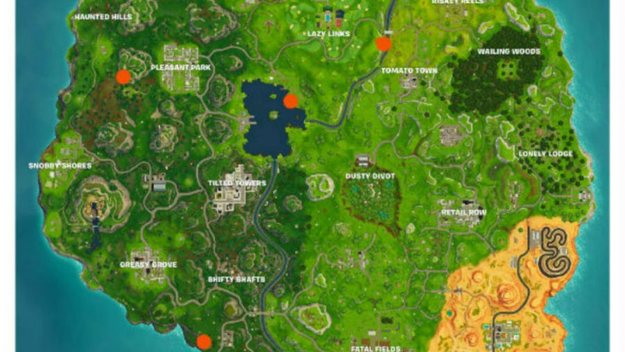 Fortnite Clay Pigeons – where to shoot a Clay Pigeon in ...