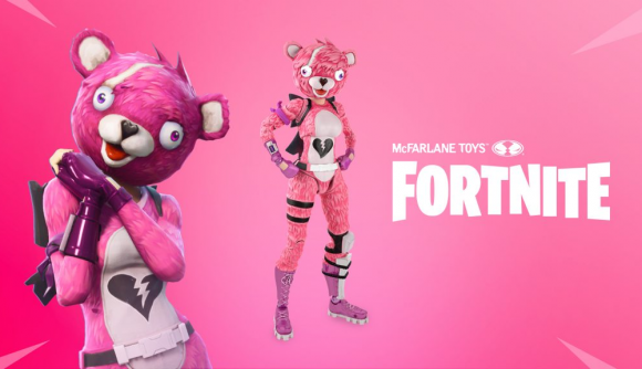 Spawn creator to make sweet fortnite figurines featuring cuddle team leader pcgamesn - Cuddle team leader from fortnite ...