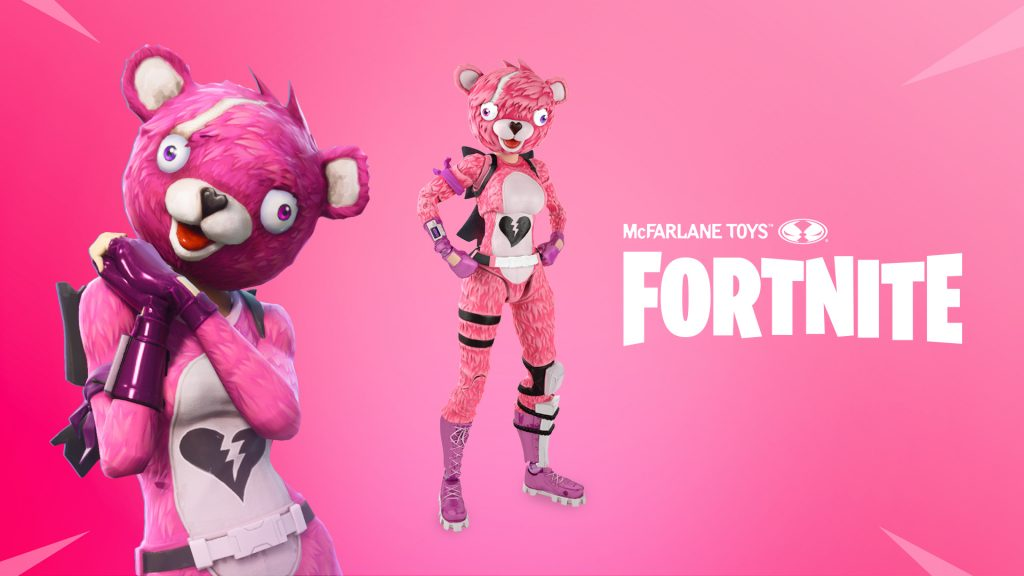 "Spawn creator to make ""sweet"" Fortnite figurines ..."