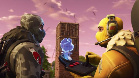 fortnite s guided missiles are back but a glitch is turning them invisible pcgamesn - fortnite glitches season 6