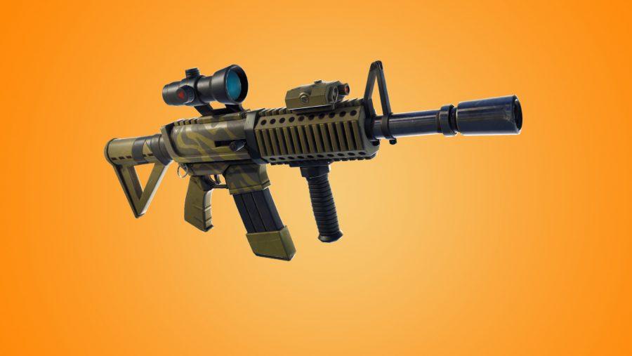fortnite tips assault rifles