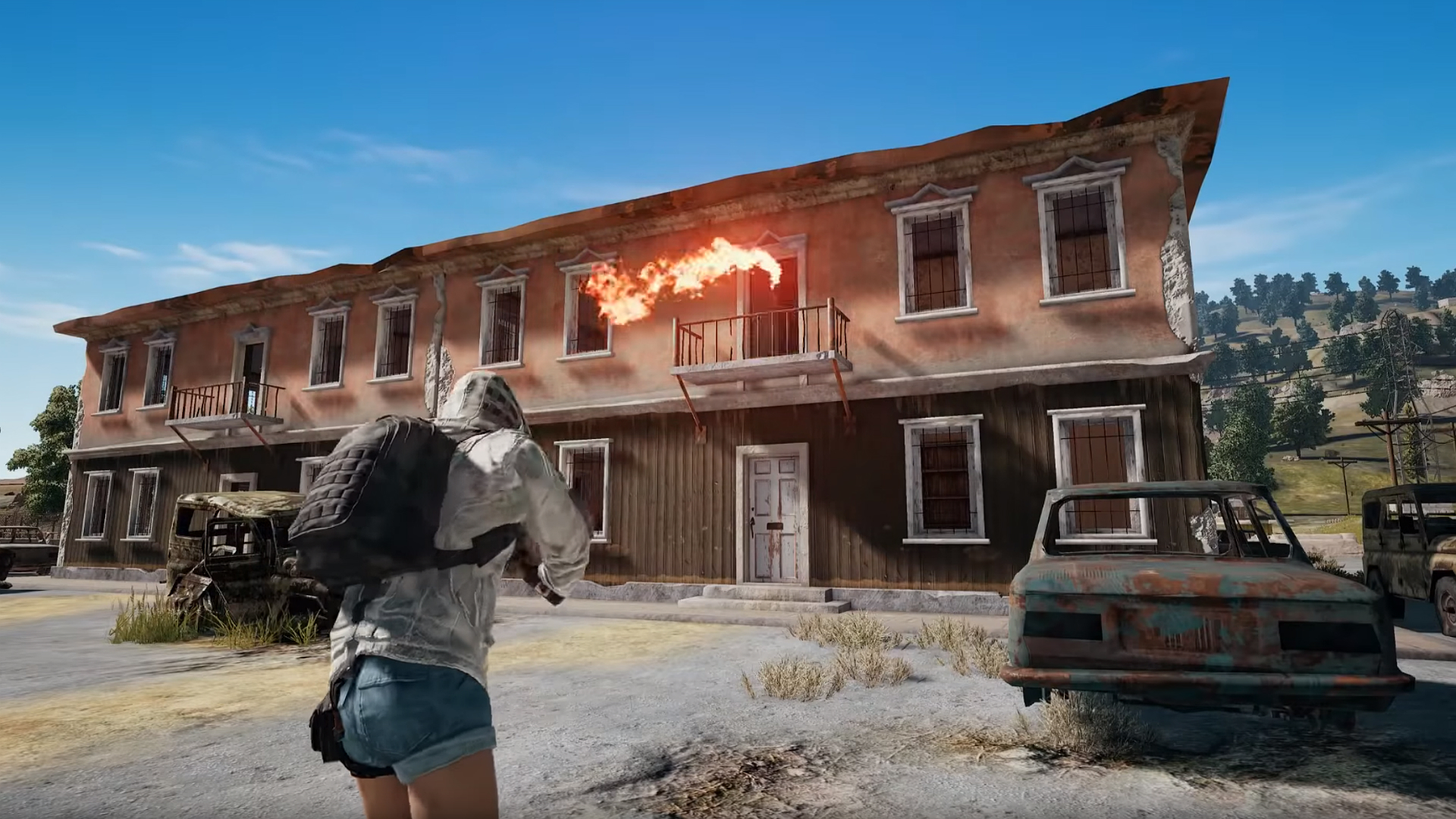 Fortnite vs  PUBG: player count, map, weapons – which is