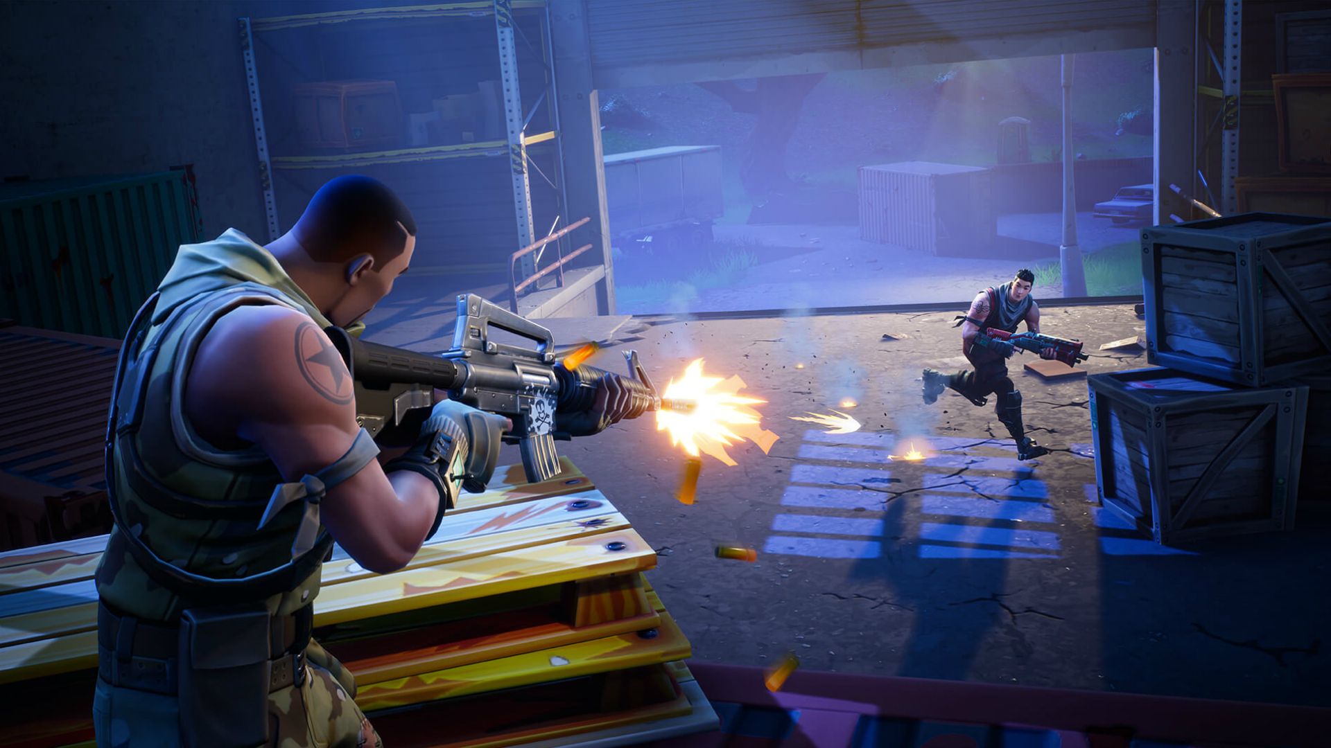 Fortnite Vs Pubg Player Count Map Weapons Which Is Better