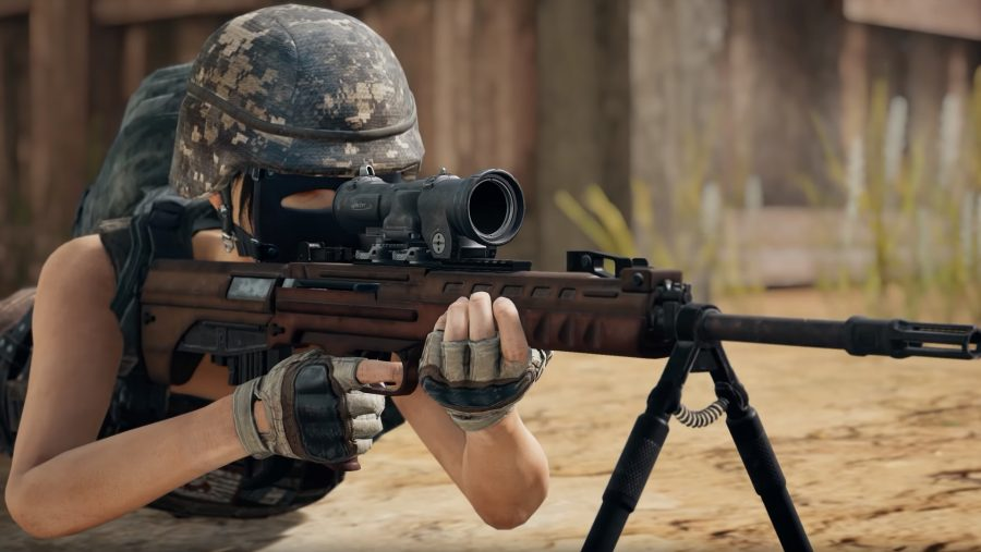 Pubg Weapons Guide The Best Guns For Getting A Chicken: Fortnite Vs. PUBG: Player Count, Map, Weapons
