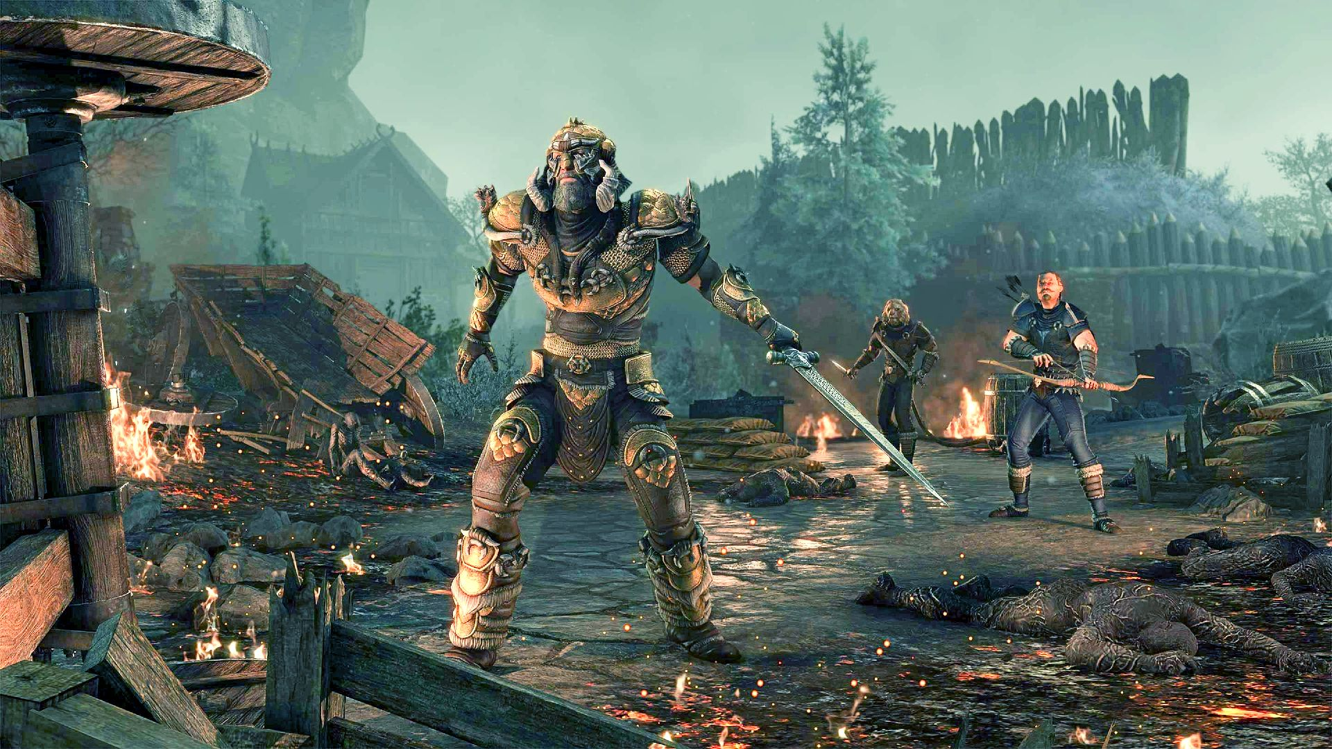 Games like Skyrim: five games to play while you wait for Elder Scrolls 6 |  PCGamesN