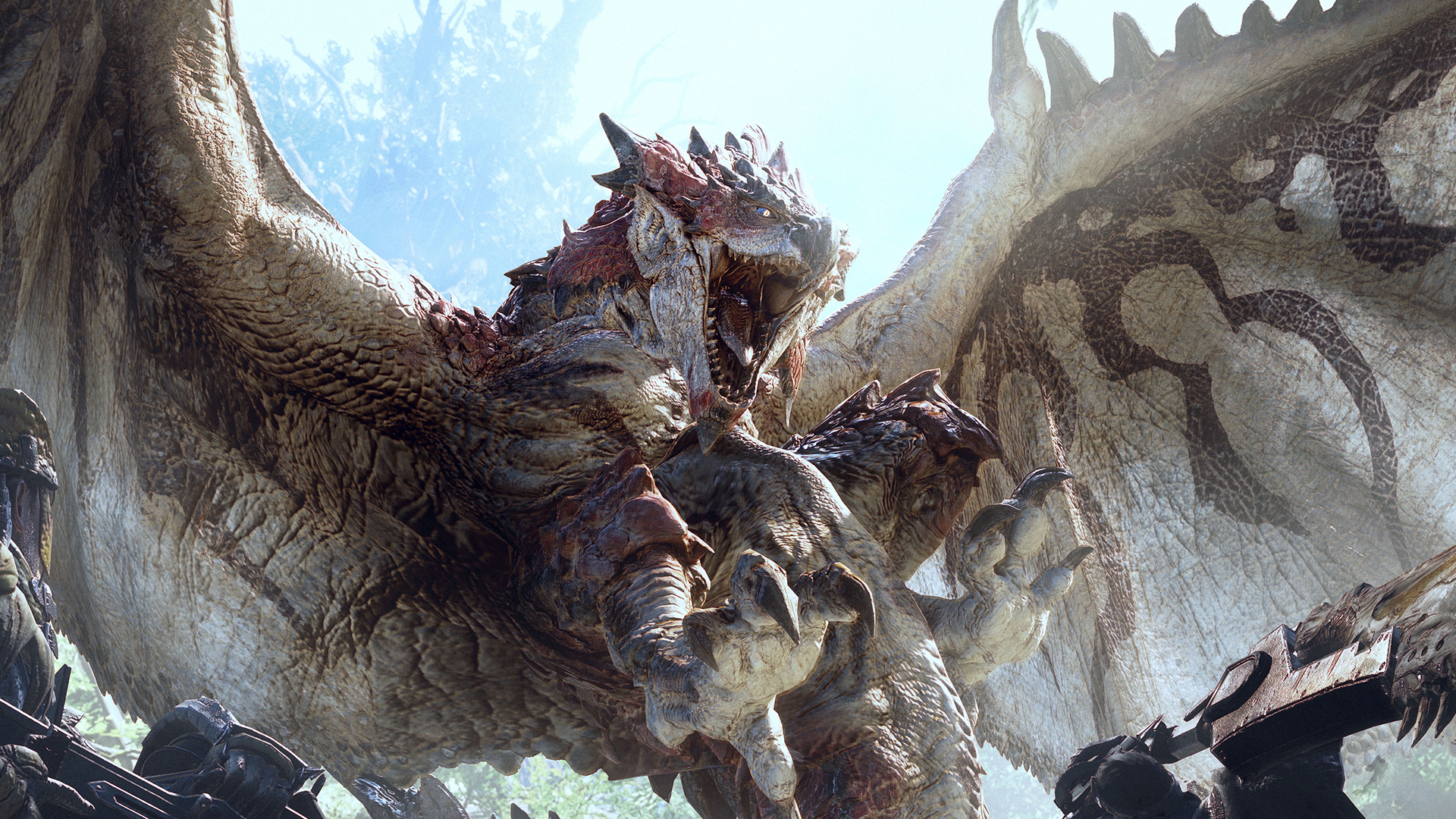 Monster Hunter World Will Seriously Test Your Cpu Here S Why
