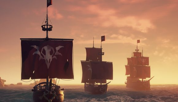 Sea of Thieves, one of the best pirate games