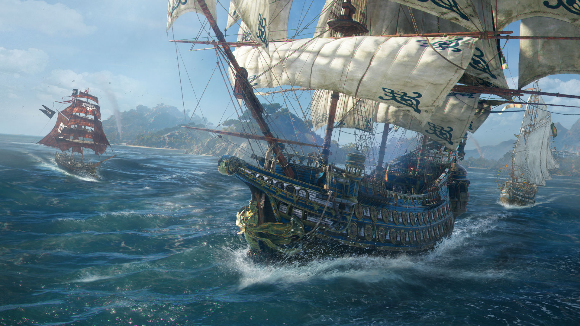 Skull and Bones release date – all the latest details on the