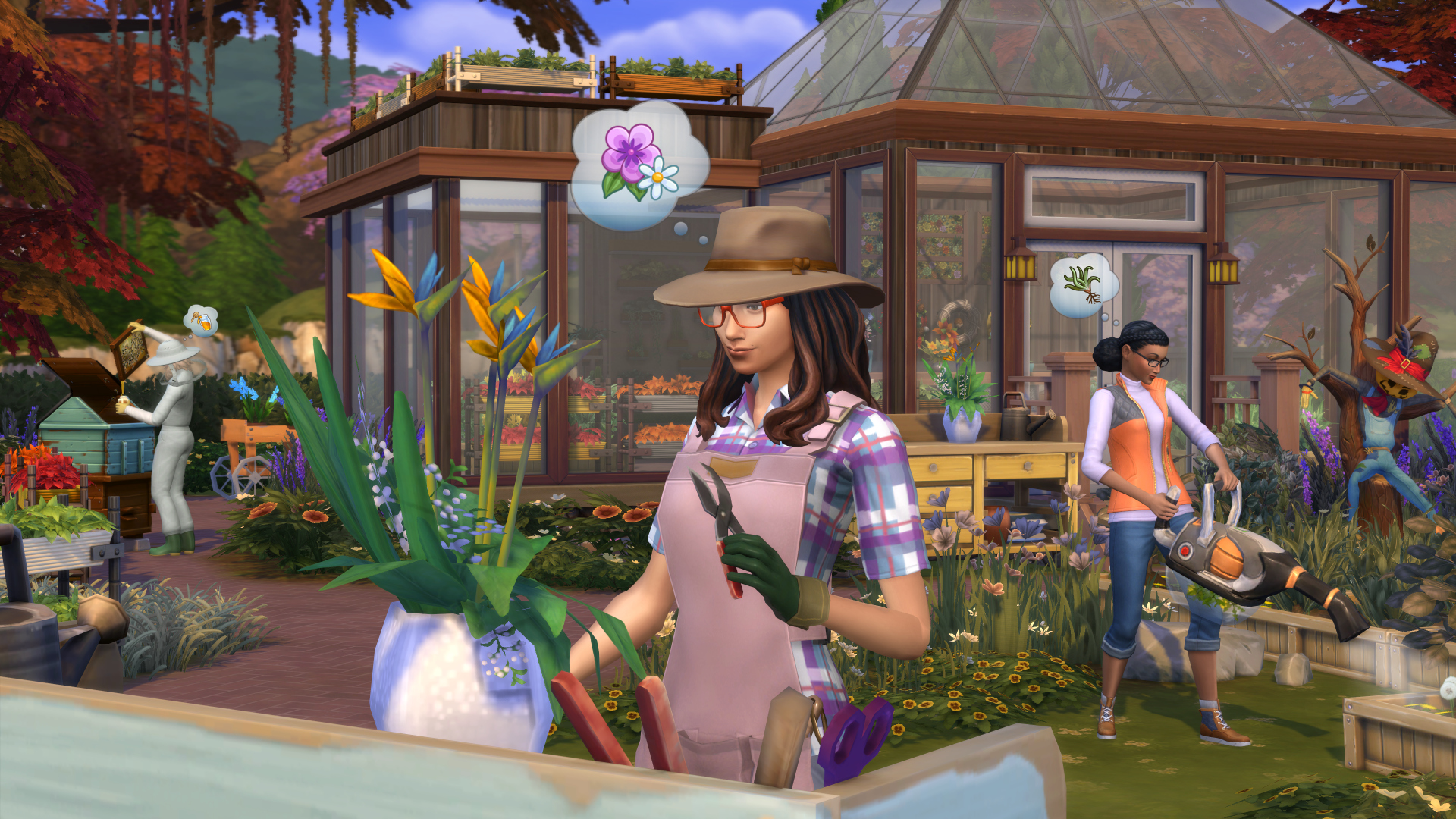 download the sims 2 + all expansion/stuff packs (pc)