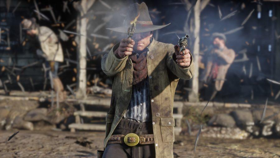 Red Dead Redemption 2 Arthur