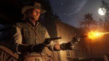 Red Dead Redemption 2 John