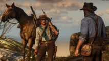 Red Dead Redemption 2 horses Sadie Arthur