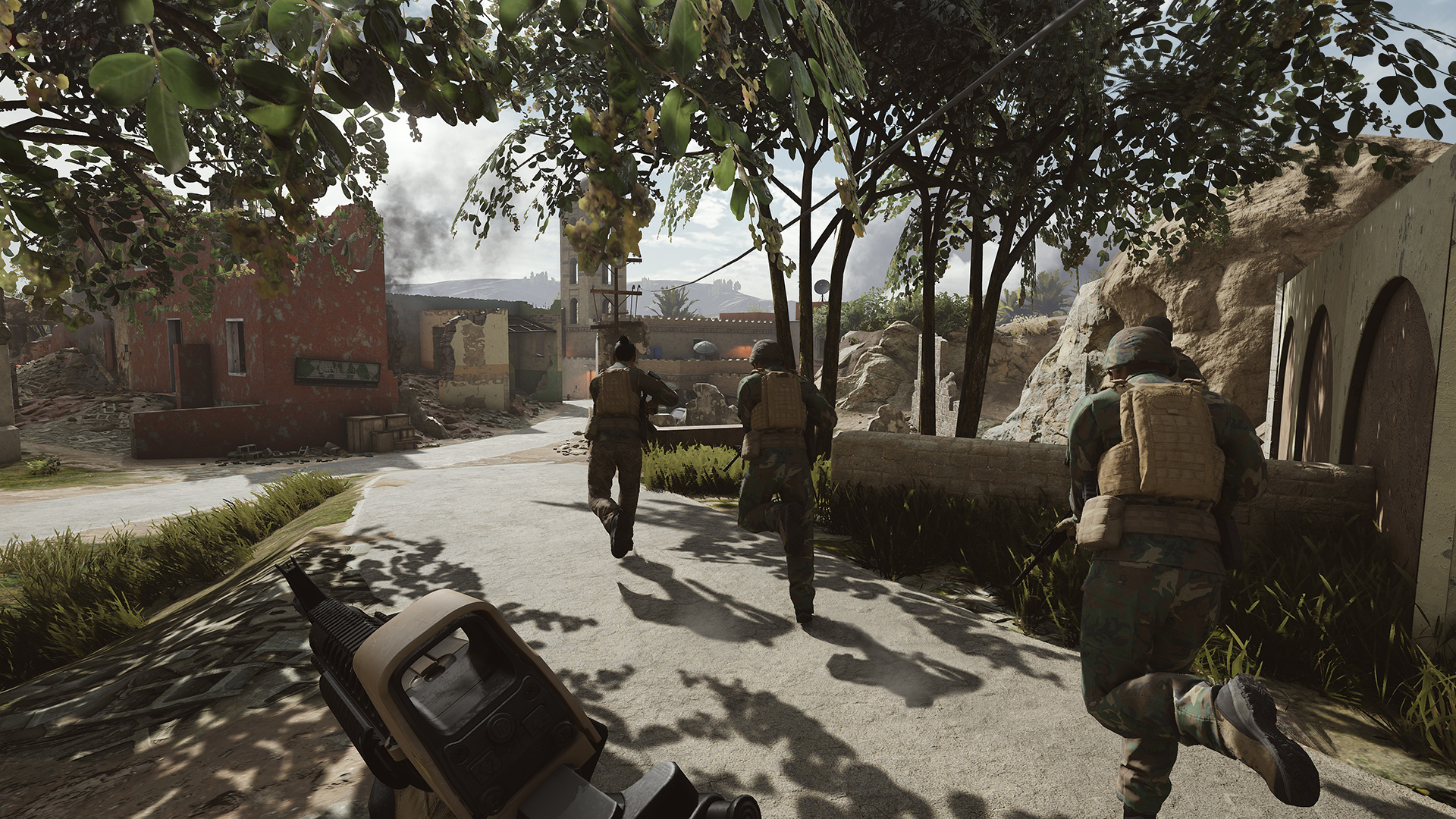 Insurgency Sandstorm Aims For Rainbow Six Siege S