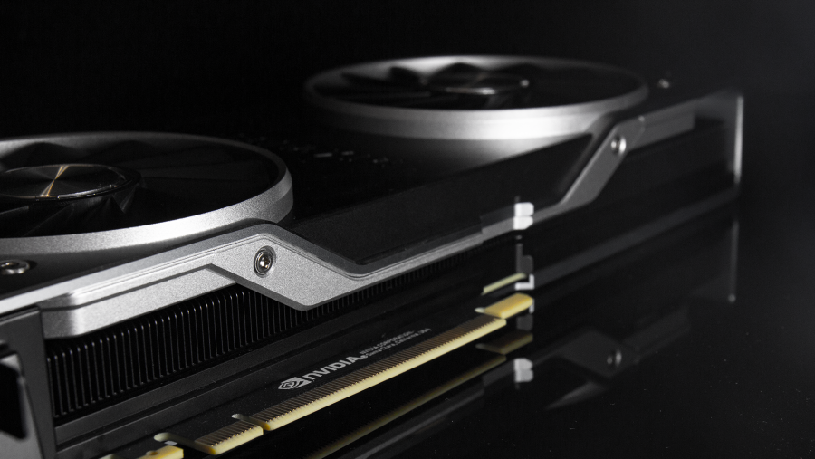 Nvidia RTX 2080 Ti Founders Edition cooler