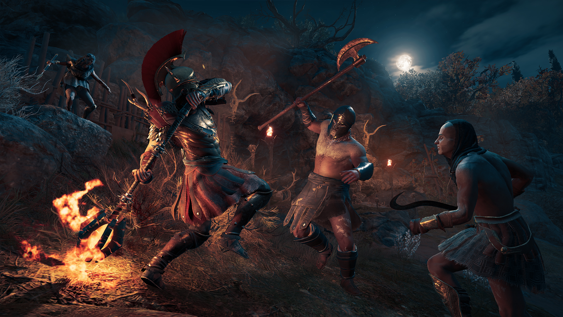 Stop worrying about Assassin's Creed Odyssey's length: its