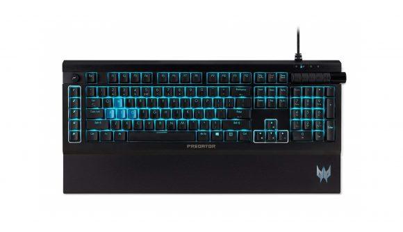 Acer Predator keyboard