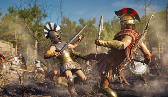 Assassin's Creed Odyssey abilities