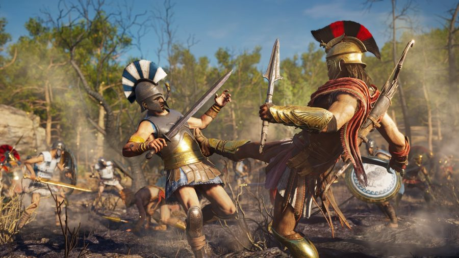 All Assassin's Creed Odyssey abilities – the skills you should