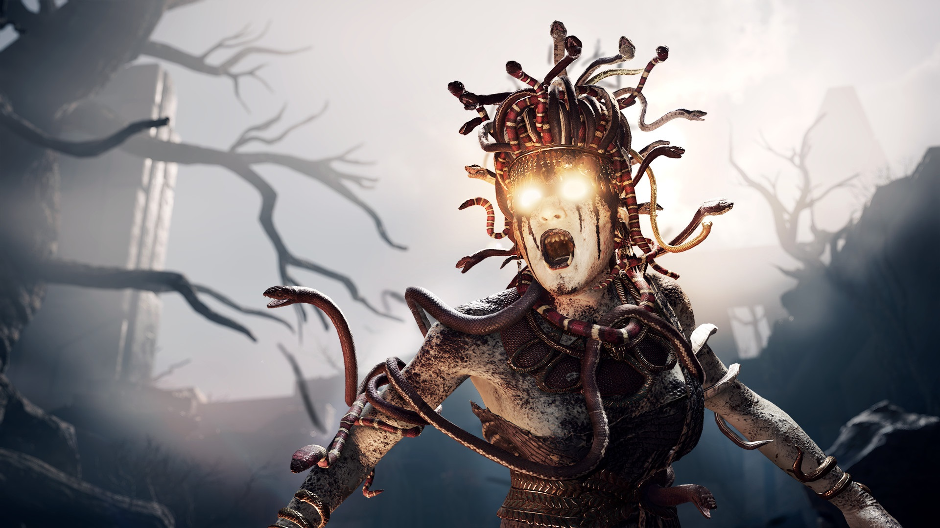 Assassin's Creed Odyssey's monsters are real | PCGamesN