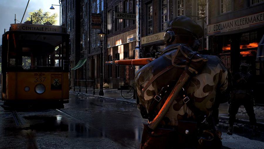 Battlefield 5 Nvidia ray tracing dreams