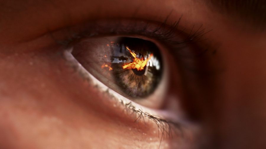Battlefield 5 ray tracing in the eyes