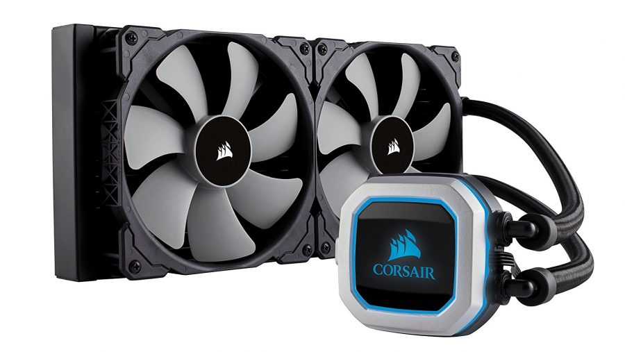 Best large liquid cooler - Corsair H115i Pro RGB