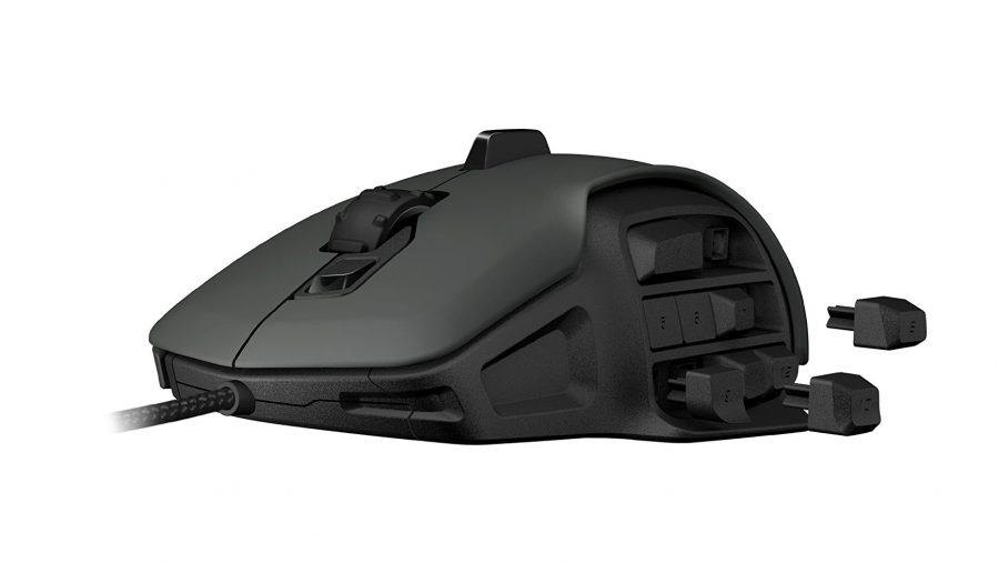 Best MMO gaming mouse runner-up - Roccat Nyth