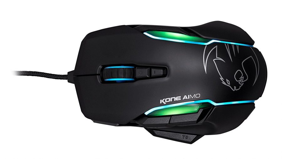 Best gaming mouse runner-up - Roccat Kone AIMO