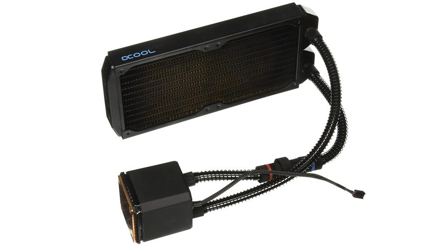 Best liquid cooler - AlphaCool Eisbaer 240