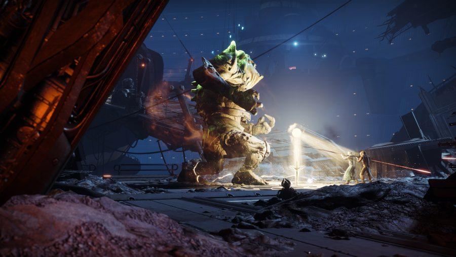 Destiny 2 Forsaken ogre