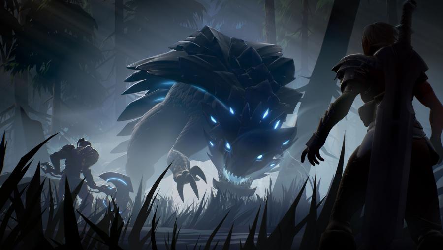 Dauntless Behemoths - Pangar