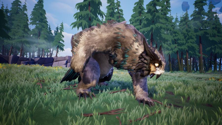 Dauntless Behemoths - Shrike