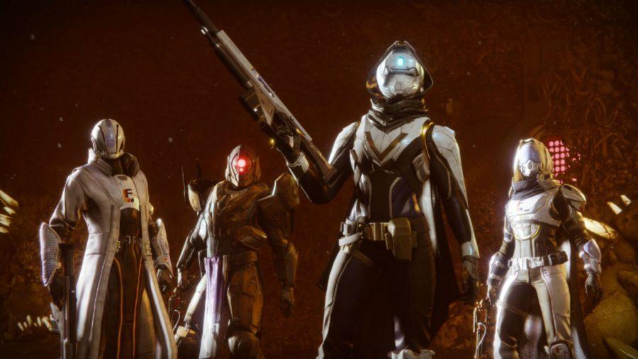 Destiny 2 - Whisper of the Worm 2