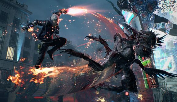 Devil May Cry 5's Final Trailer Reveals a Surprise Character