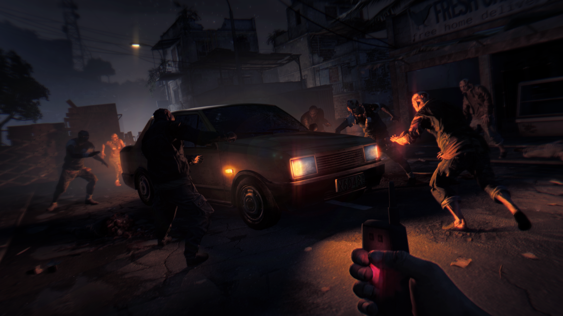 dying light s vehicles hint at the direction of its dlc